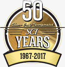 Shar-Craft 50 Years in Business